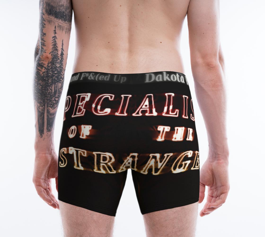 Boxer Strange Undies preview #2