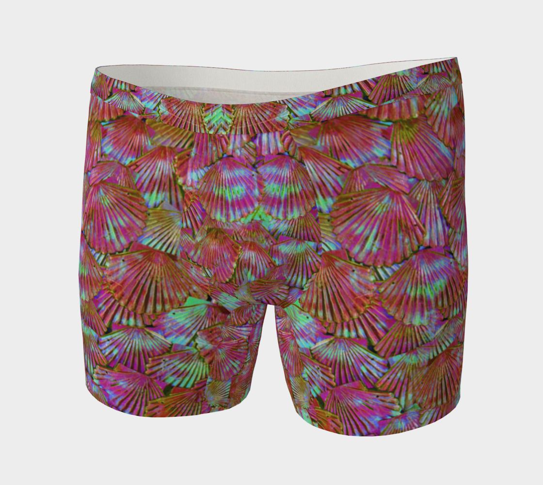 Peachy Keen Merman Scale Boxer-Briefs preview