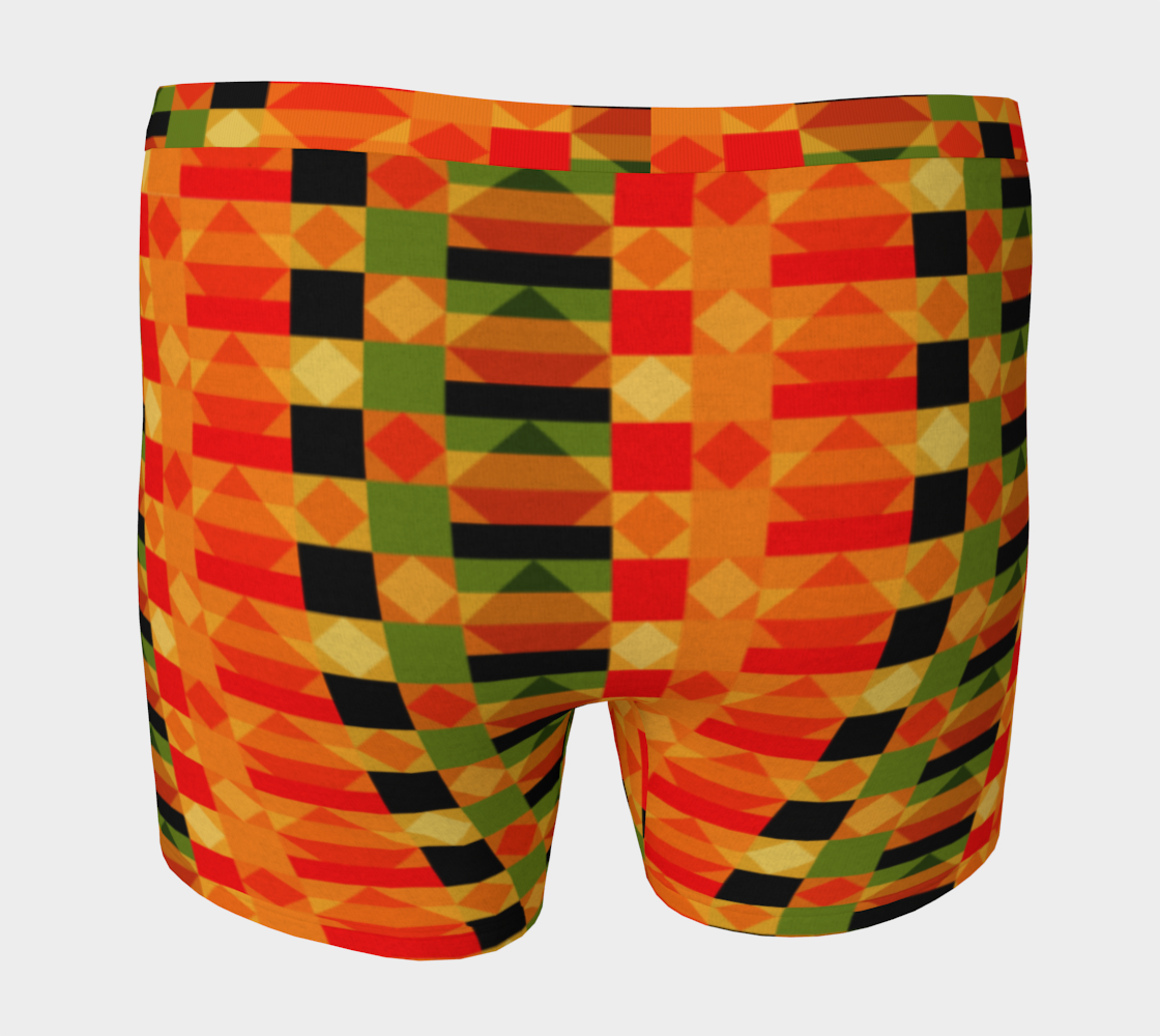 African Kente Cloth Pattern preview #4