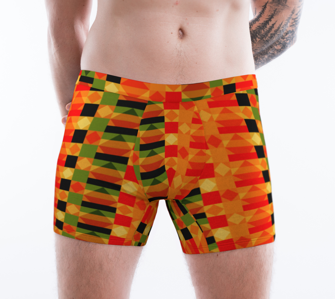 African Kente Cloth Pattern preview #1