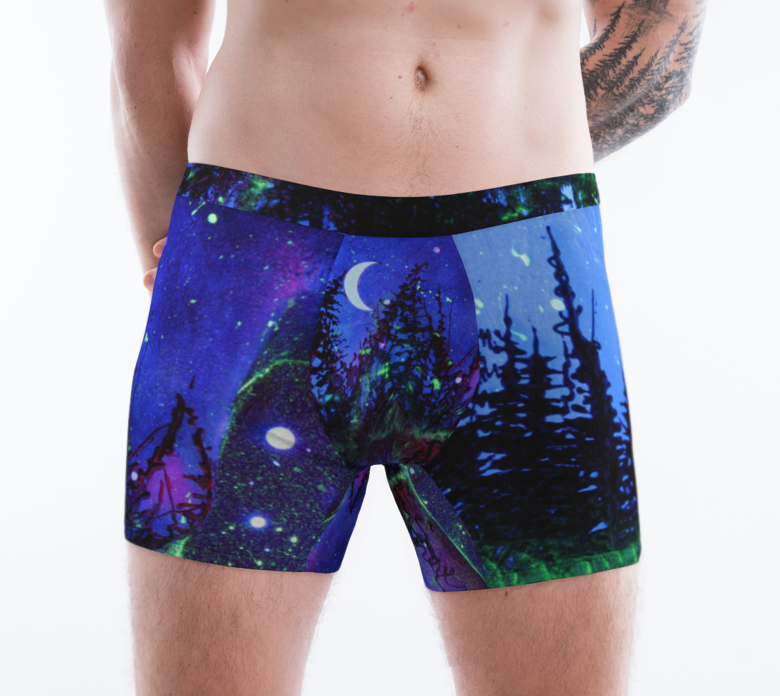 Galaxy in my Pants preview #1