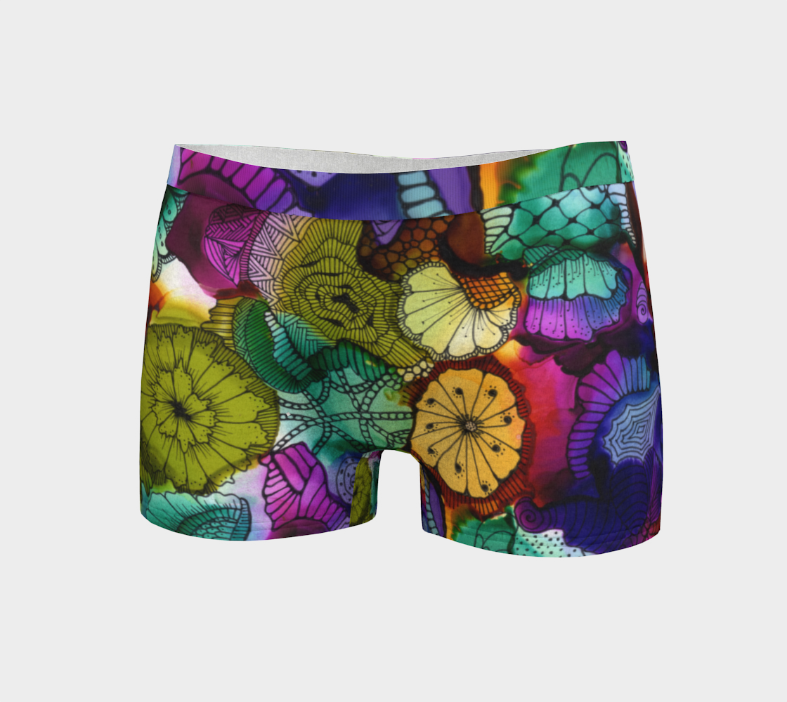 Art C 1 Boyshorts preview