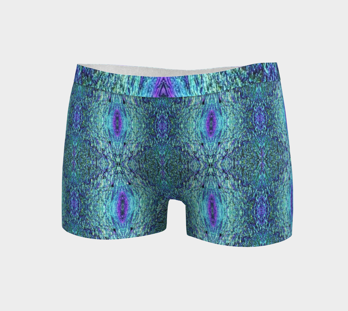 Aqua Aura Boyshorts preview