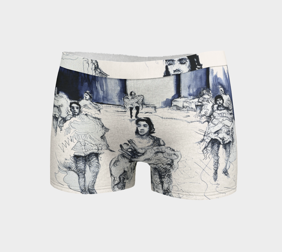 Place Blanche Naughty Paris Boyshorts preview
