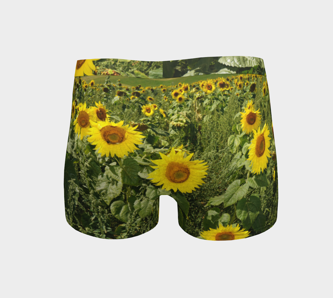 Sunflower Boy Shorts preview #4