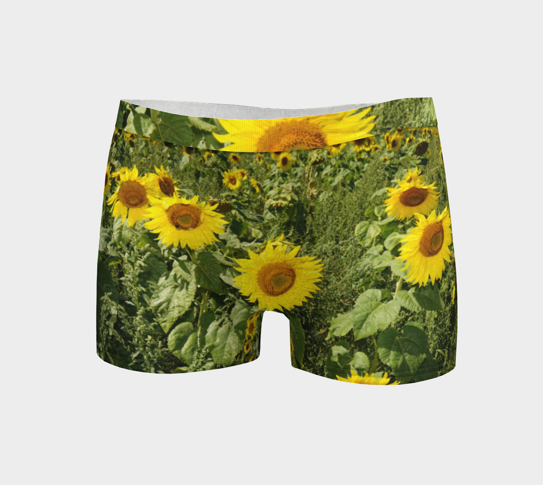 Sunflower Boy Shorts preview