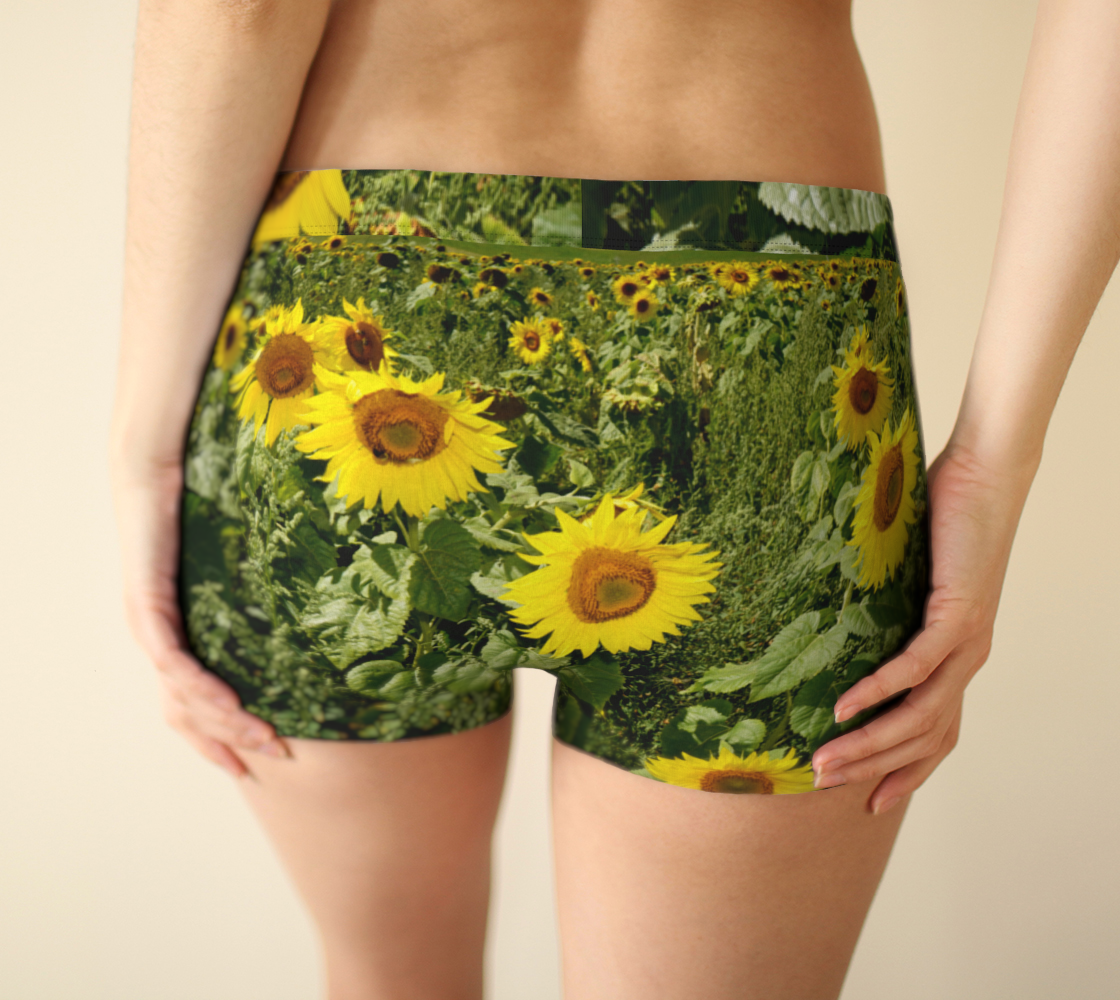 Sunflower Boy Shorts preview #2