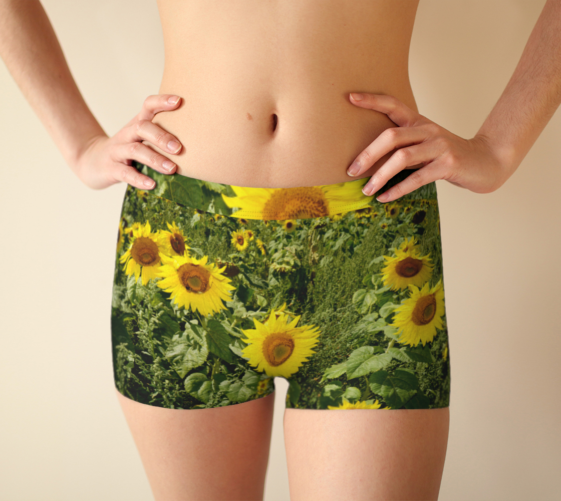 Sunflower Boy Shorts preview #1