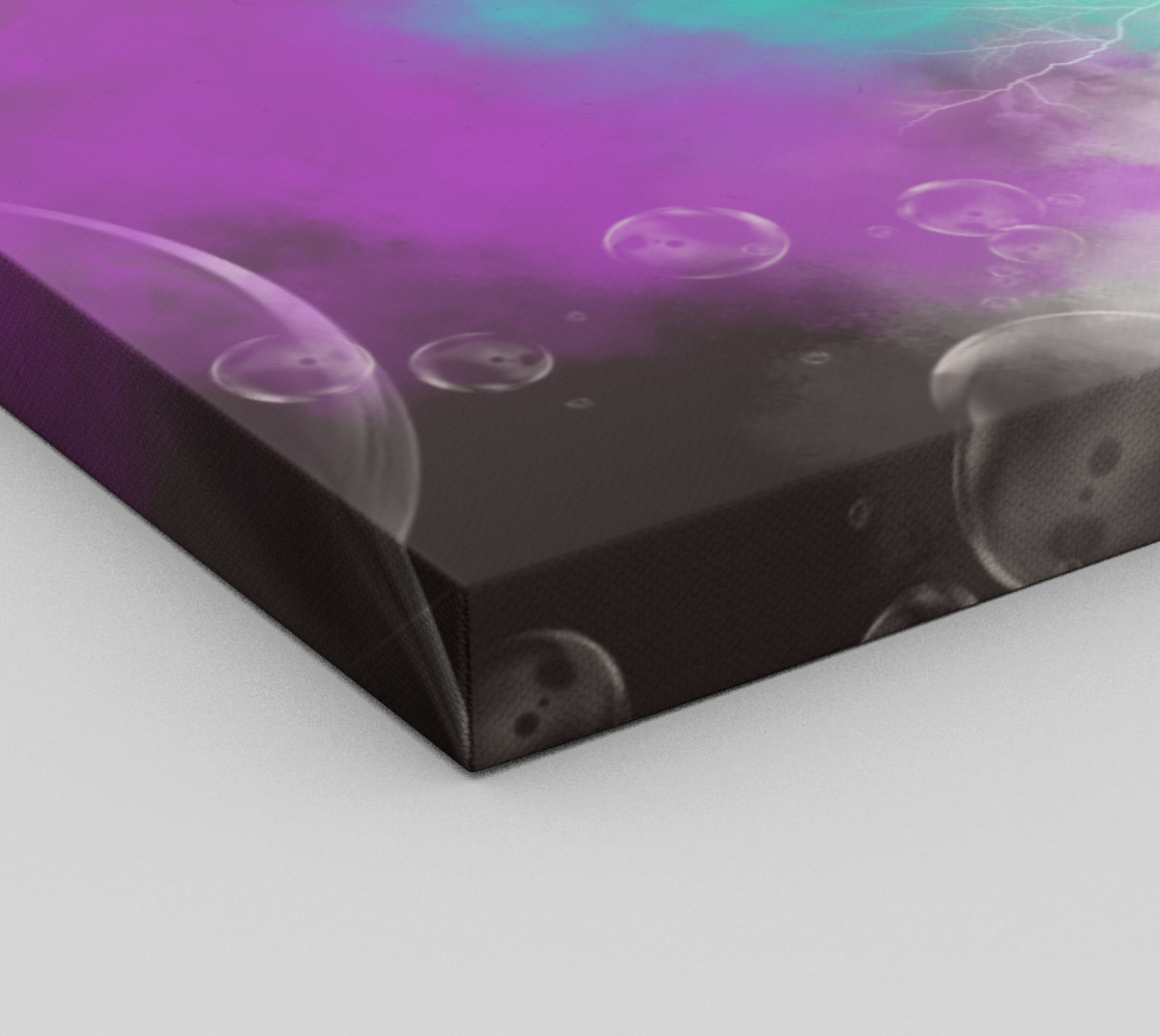 Abstract Clouds Wall Art preview #3