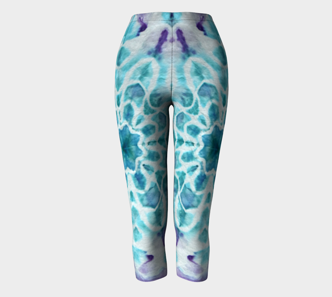 Tabby Star Capri Leggings preview