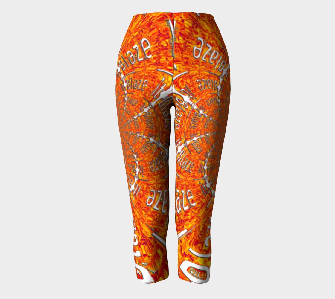 Blaze orange preview