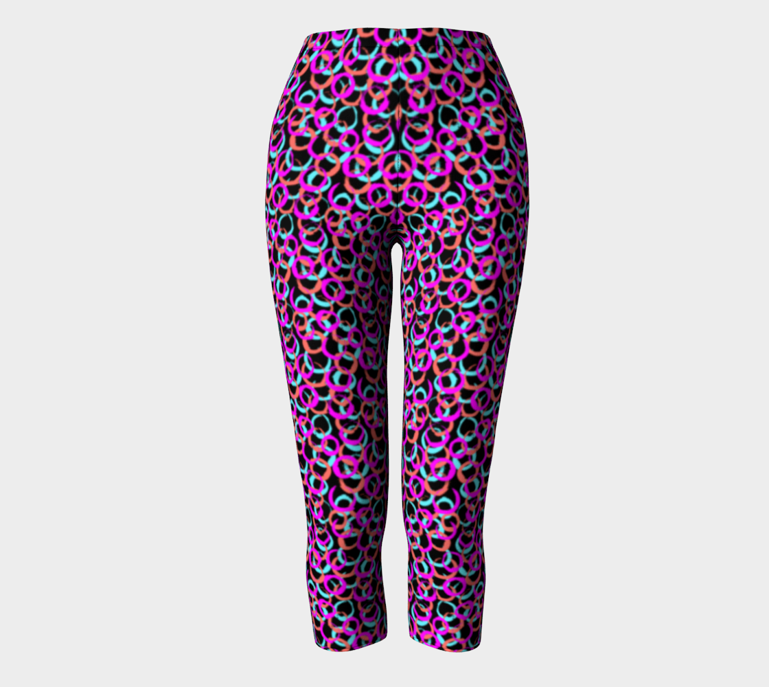 Hoops and Loops Capris preview