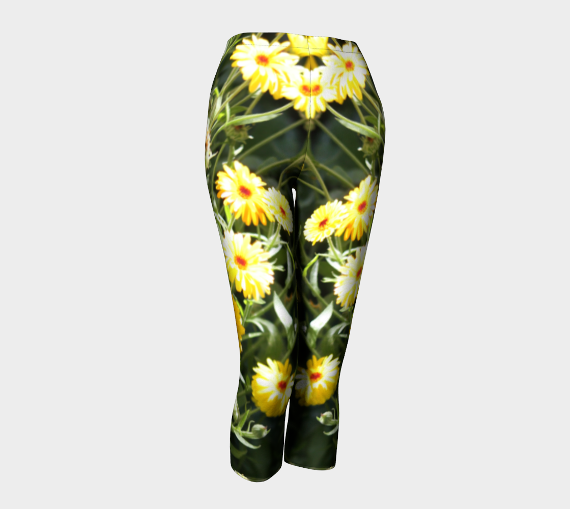Yellow Wildflowers in the Sun  preview #1