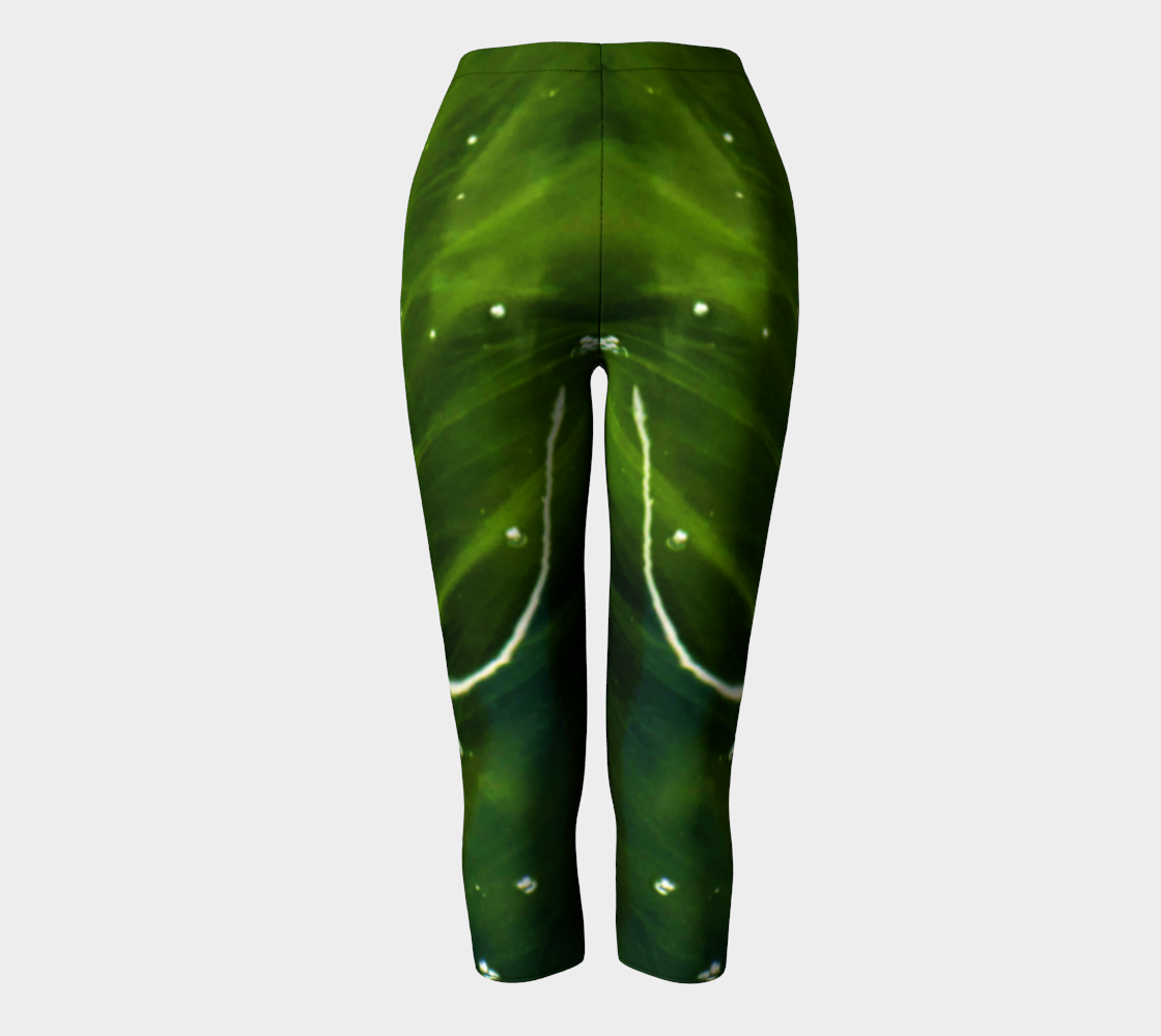 Green Algae and Water Capris preview