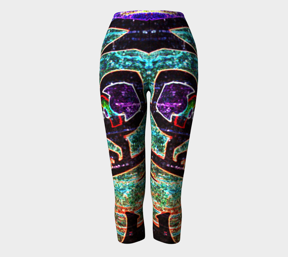 Graffiti 7 Capris preview