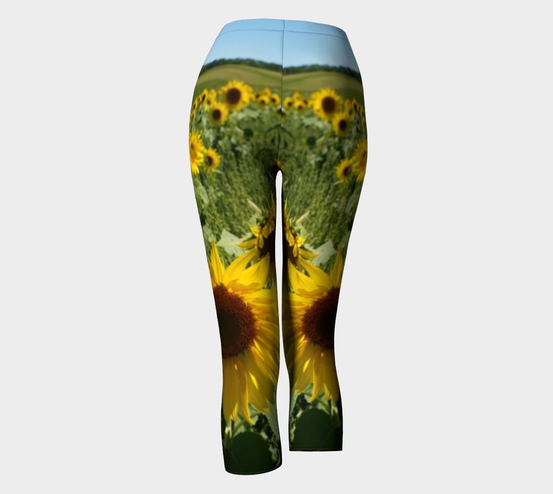 Sunflower Capris preview #4