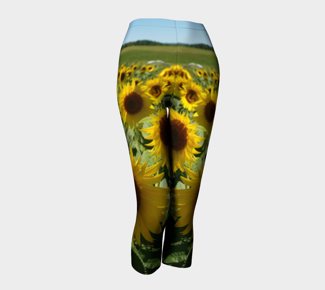 Sunflower Capris preview #1