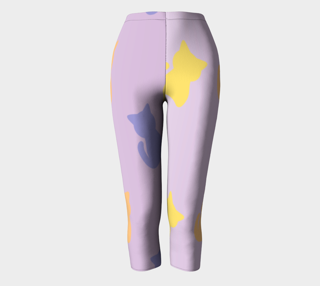 Cats for Baby Capris preview