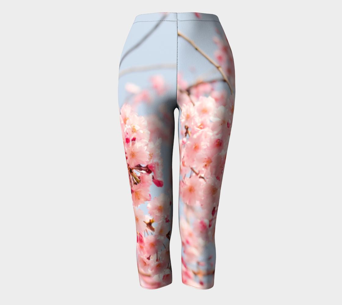 Cherry Blossom Capris preview