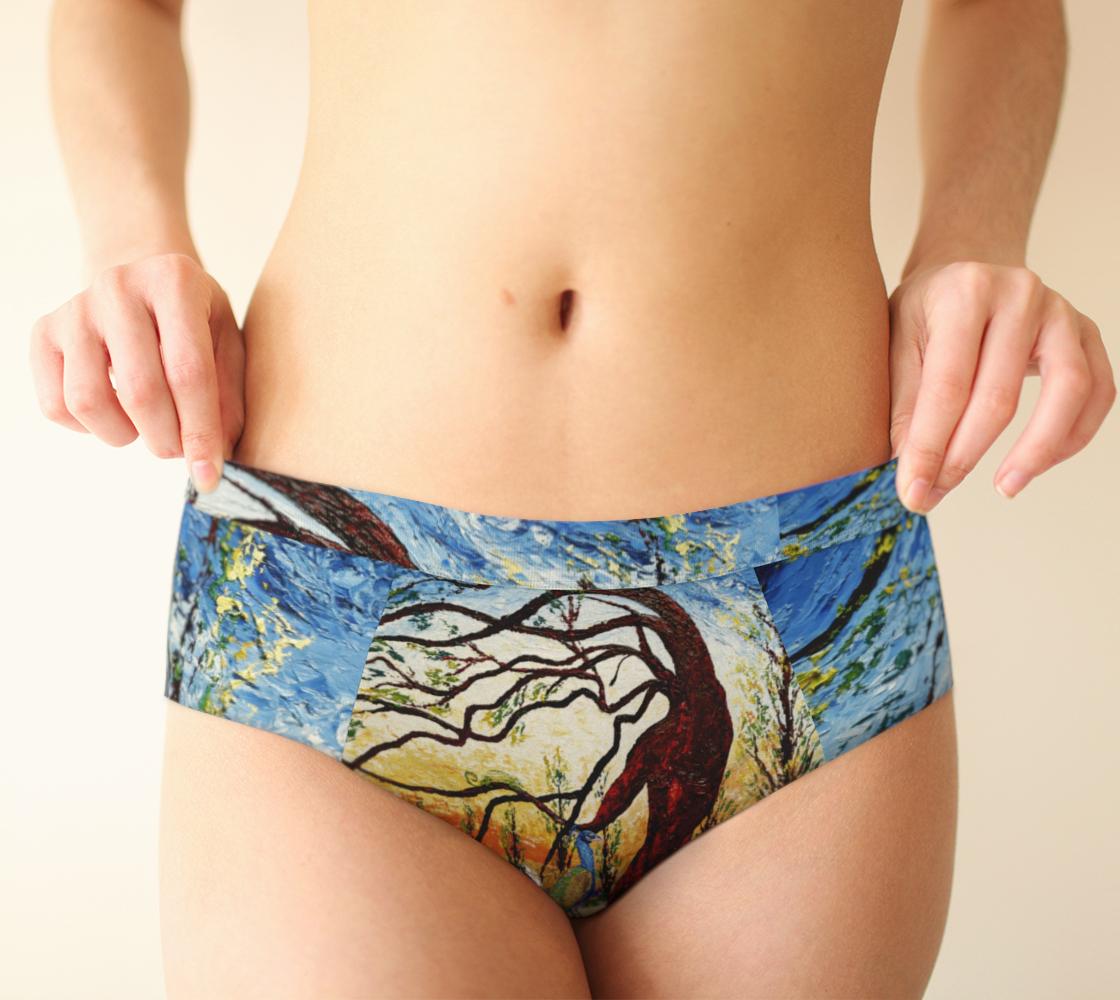 Panties Oberon preview #1