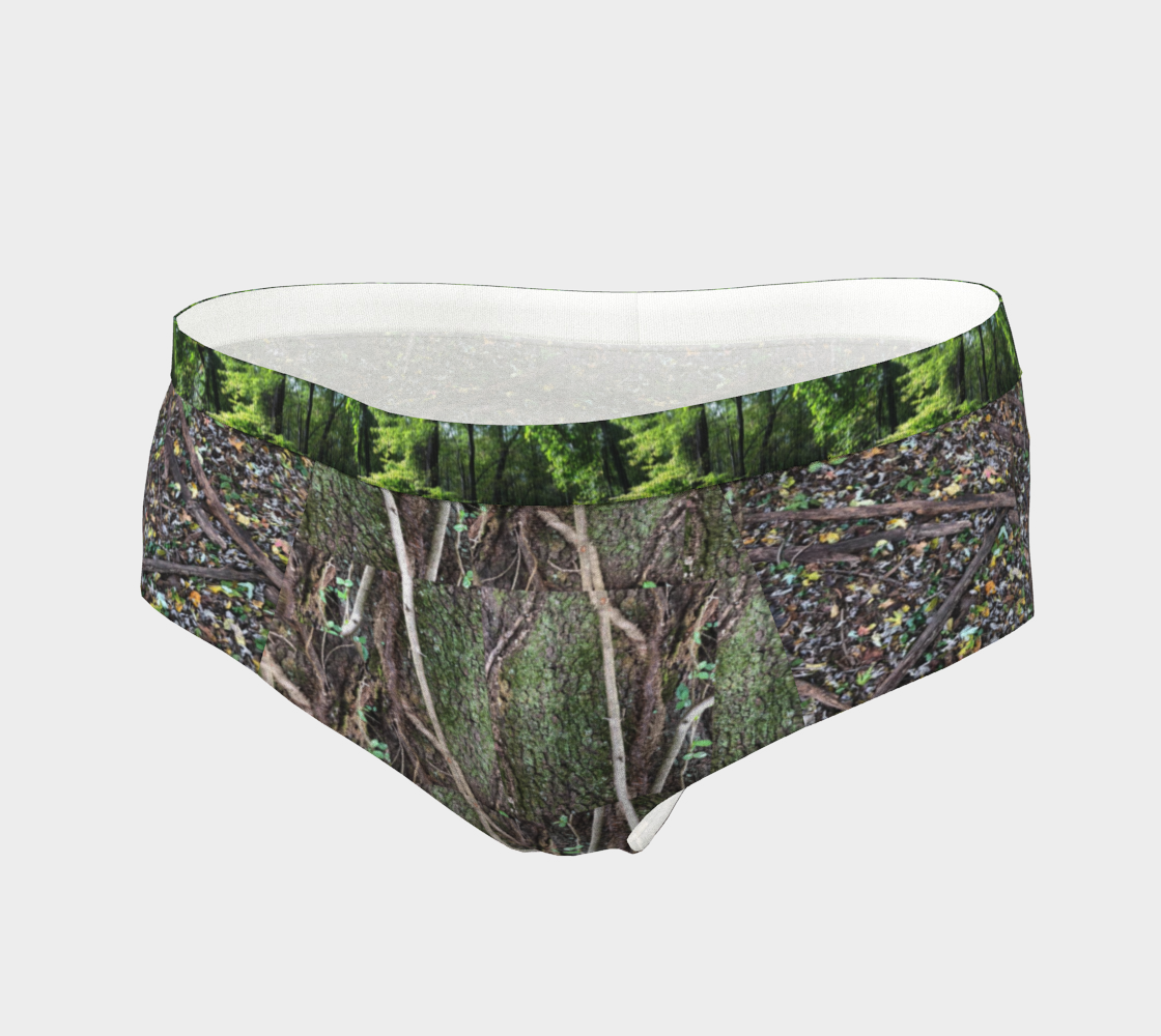Woods and Vines Twisted Cheeky preview
