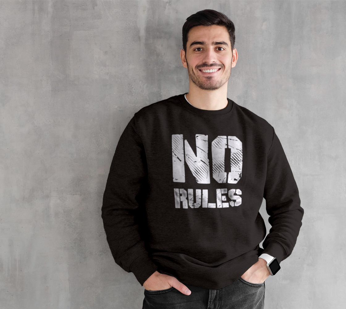 No Rules Typography preview