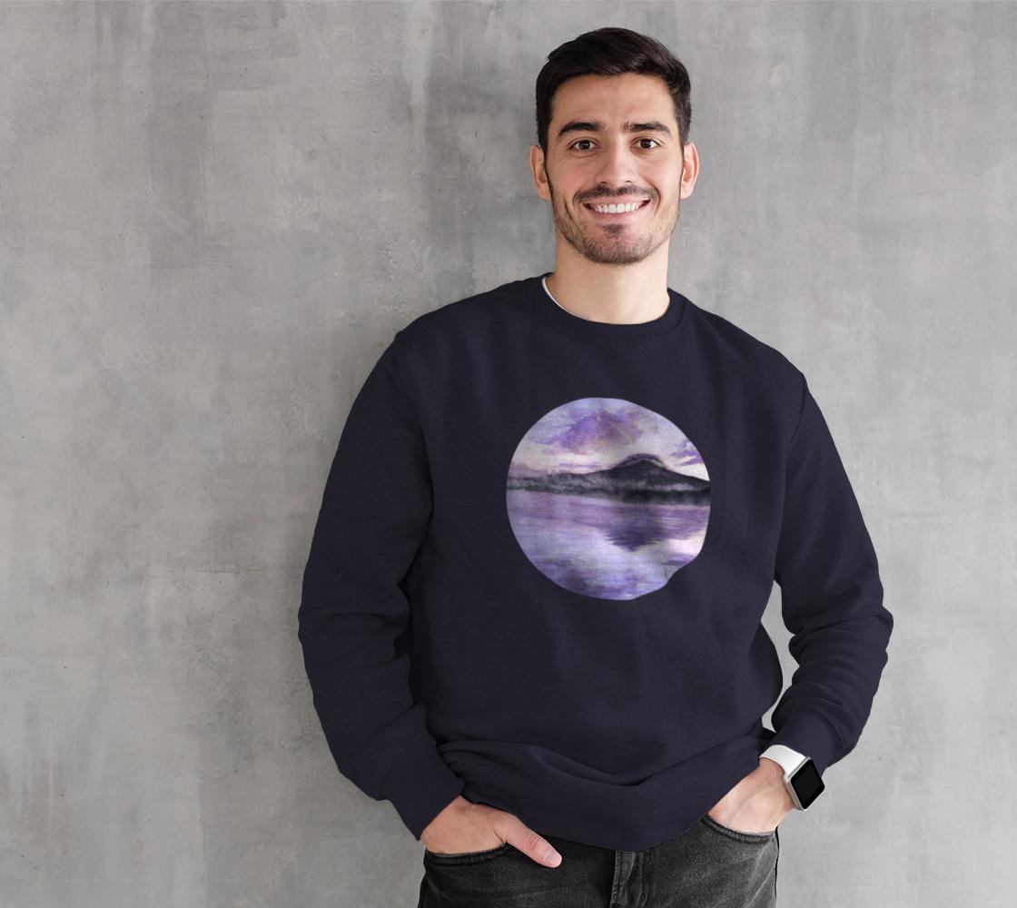 Mount Fuji Crewneck Sweatshirt preview