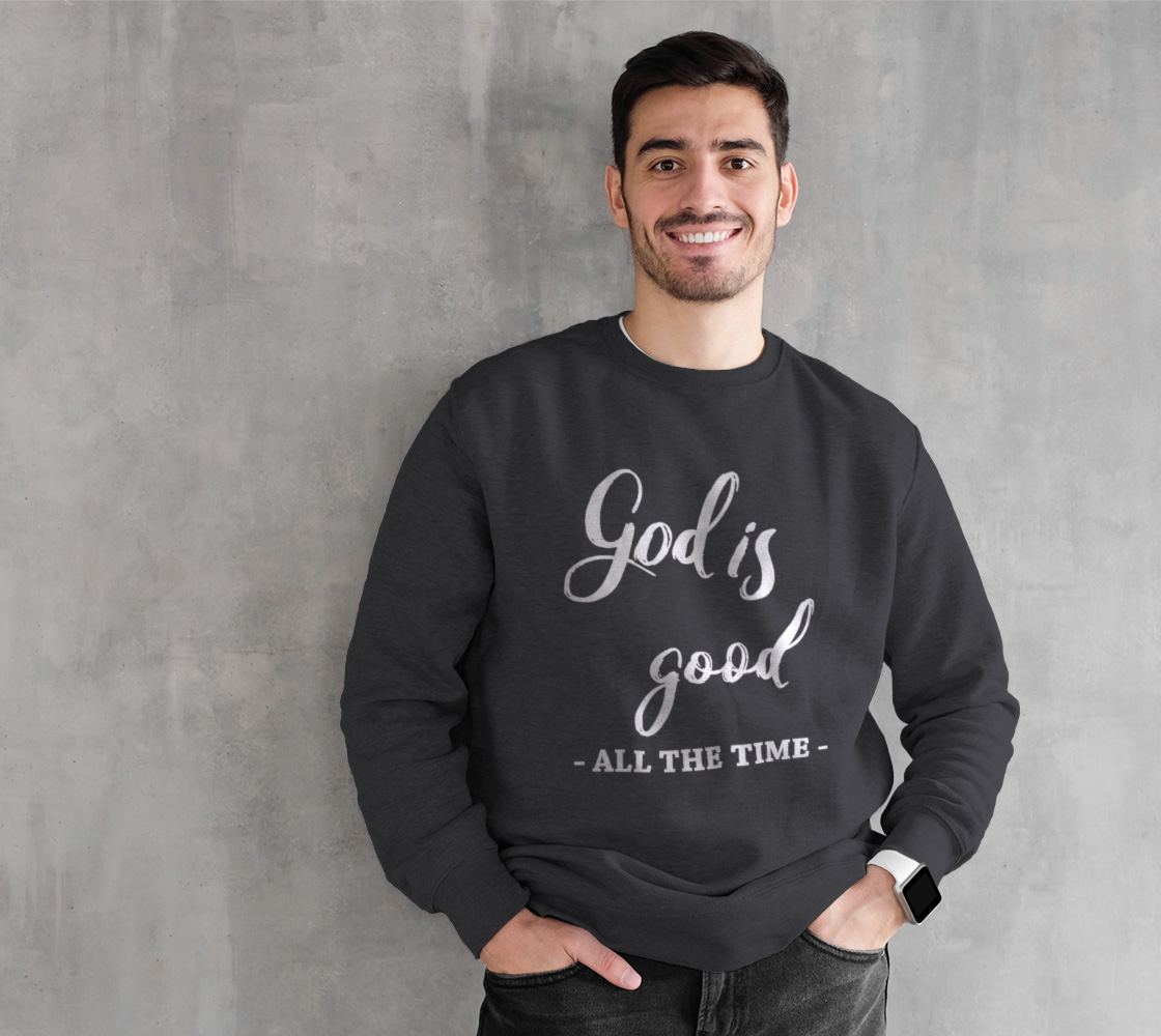 God is good all the time preview