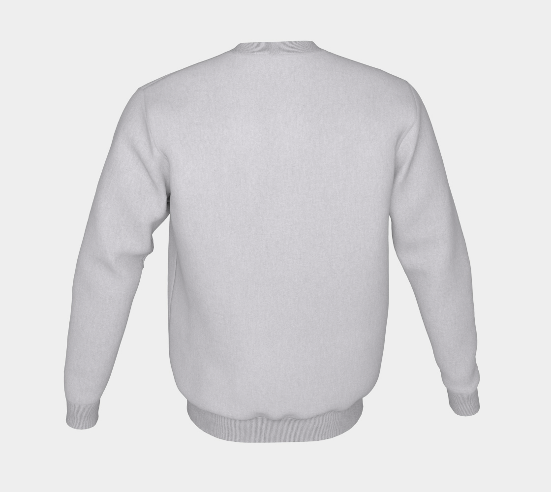 For the Love of Hockey Crewneck Sweatshirt - Blue preview #6