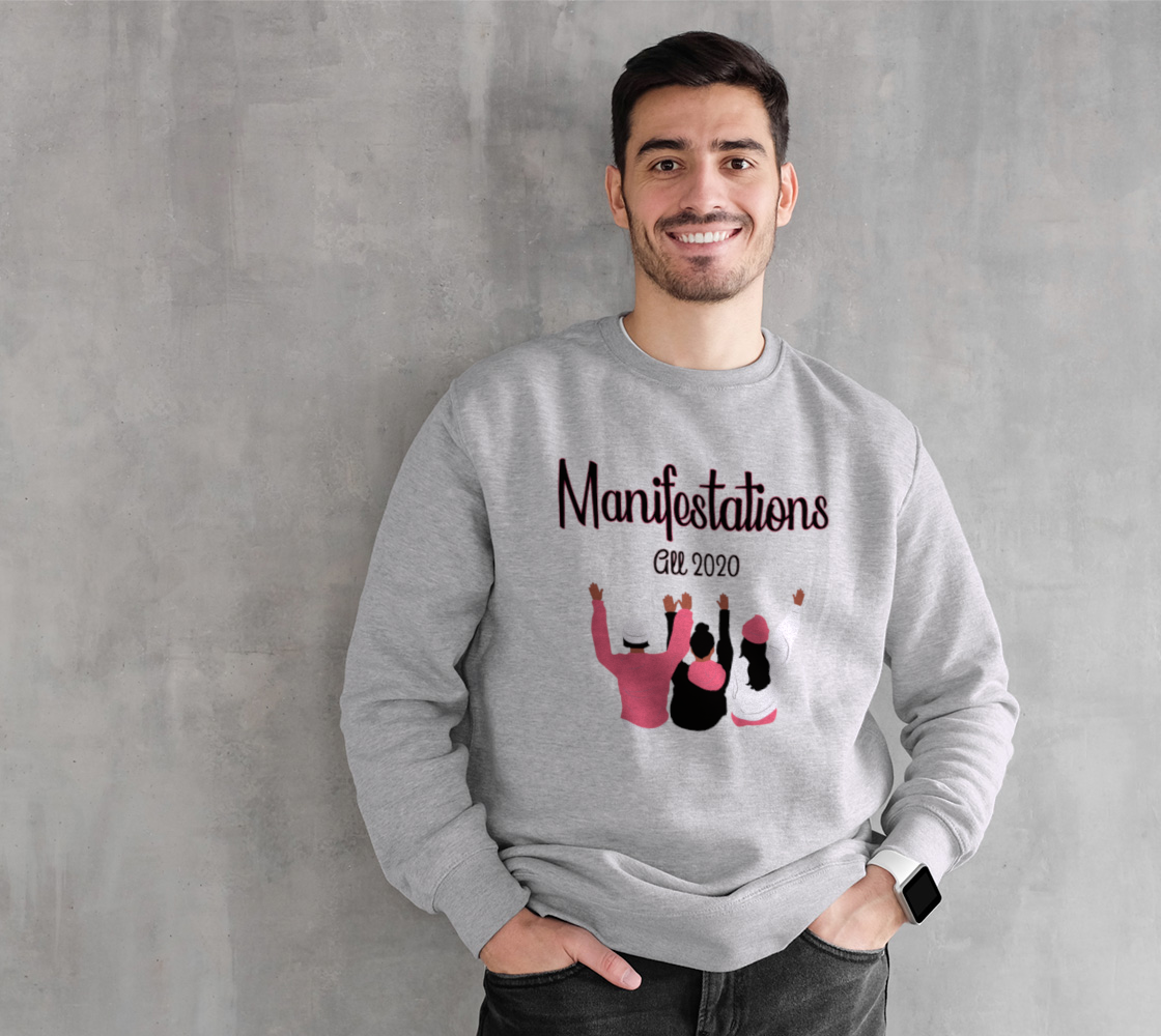 Manifestation Sweater preview