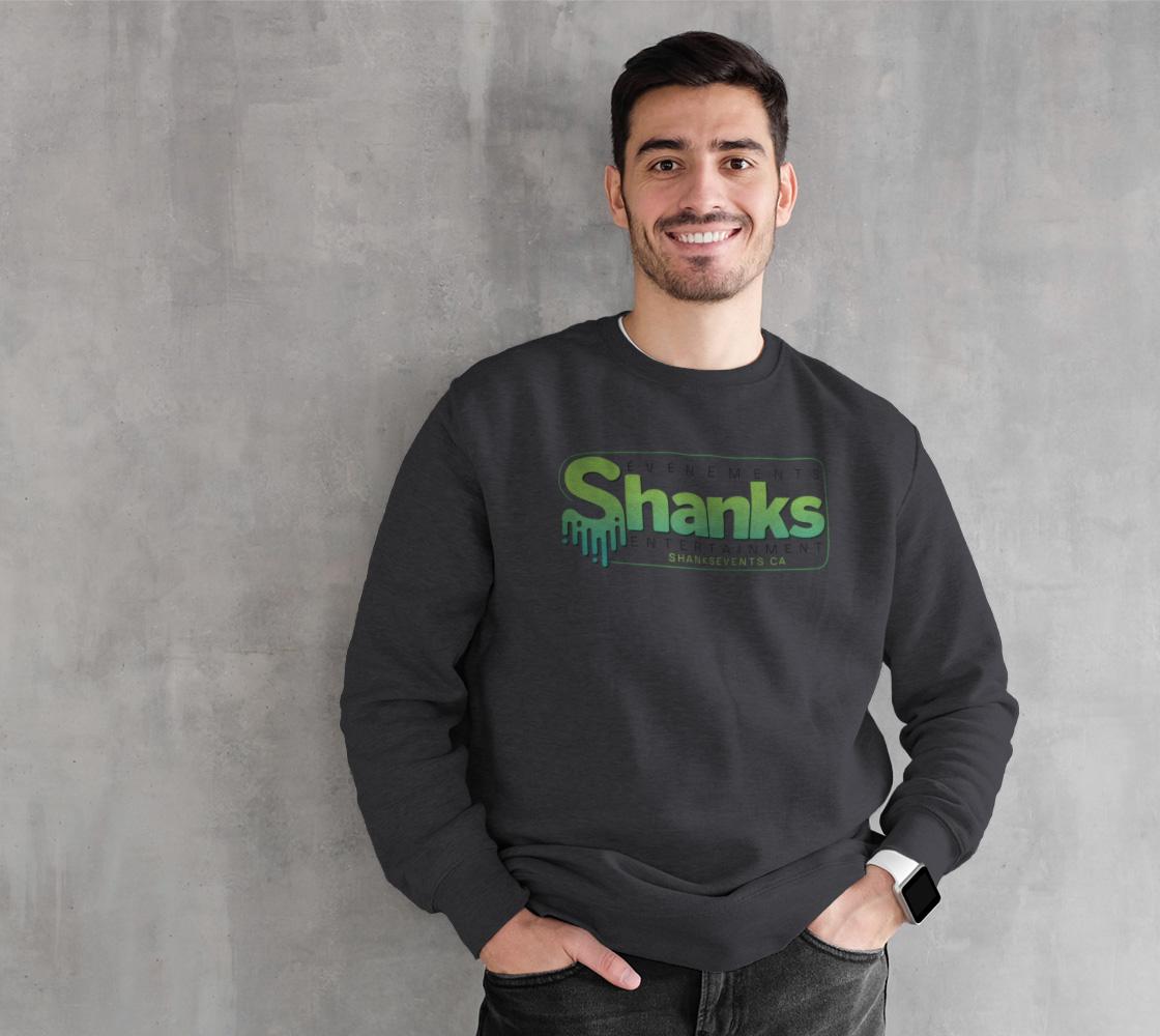 S.E.E. on crewneck sweatshirt  preview