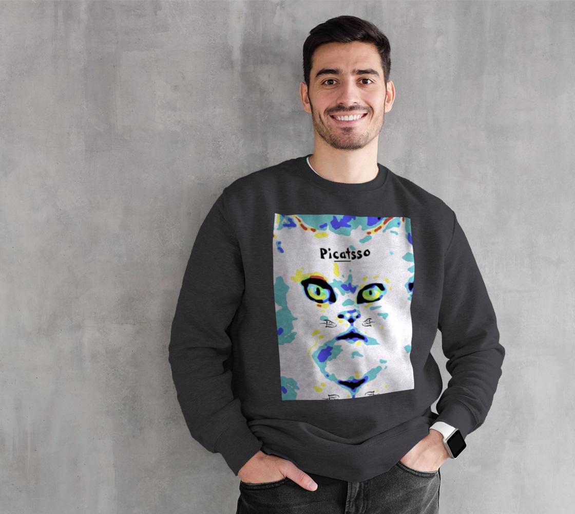 Picatsso / Offical Crazy Catnip Dance Sweatshirt  preview