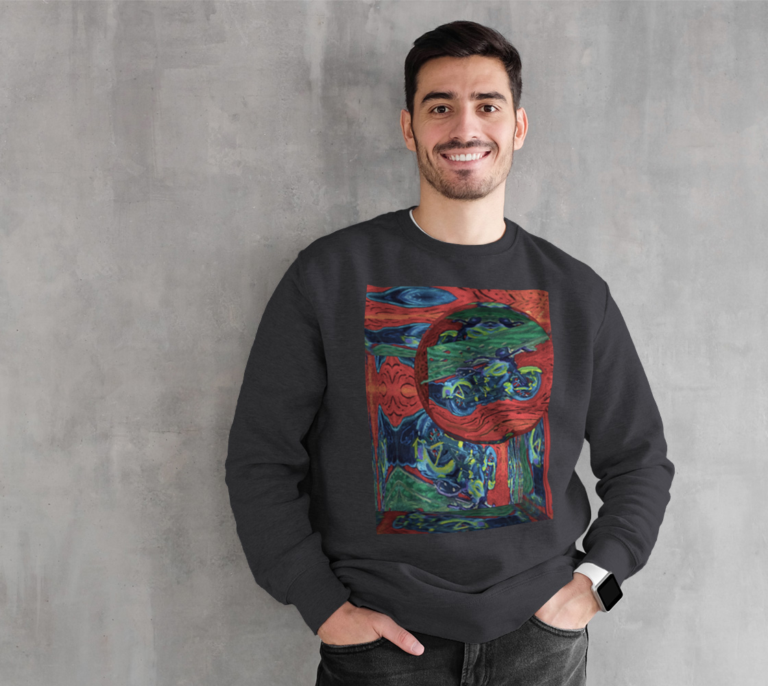 Soft Harley Watches Collector Sweatshirt preview