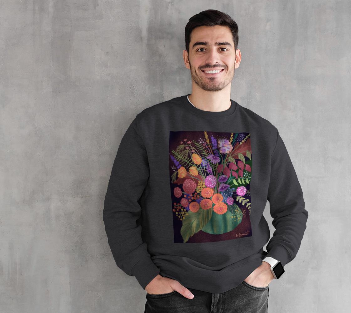 Coton ouaté Bouquet d'automne preview