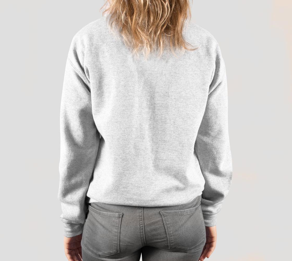 Unicorn dab sweater preview #4