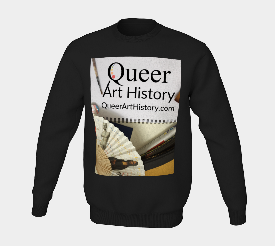 Queer Art History Sweatshirt preview #5