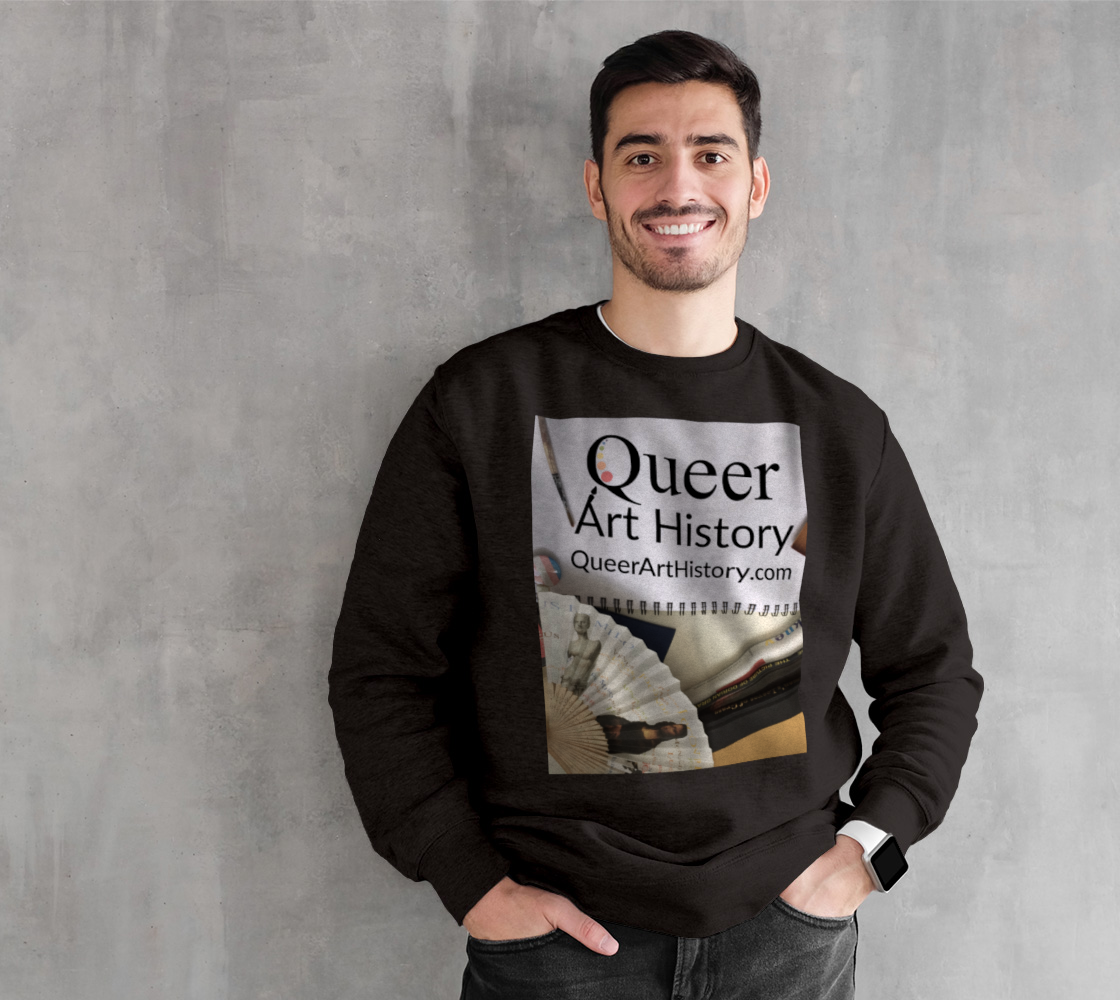 Queer Art History Sweatshirt preview #1