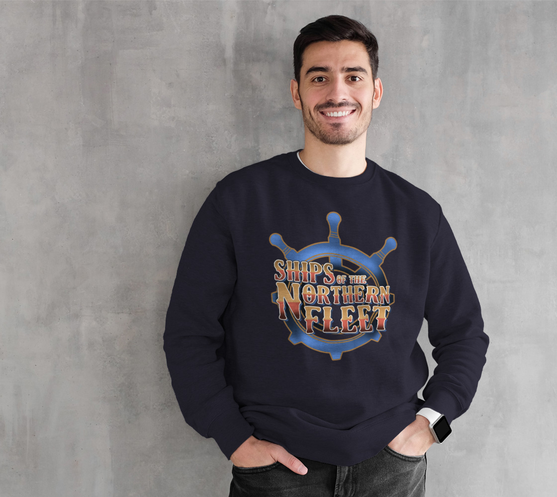 Ships Of The Northern Fleet Sweater preview