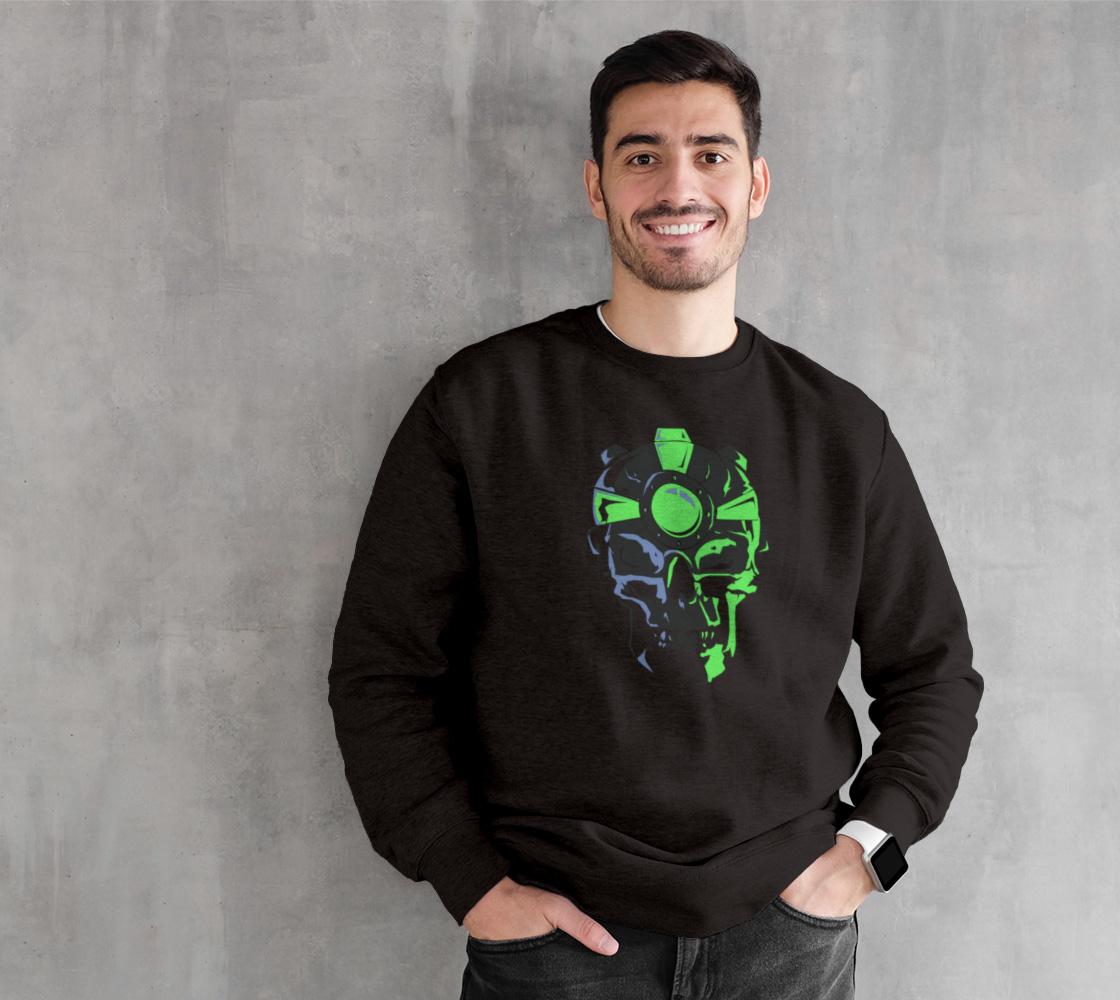 Necronauts Logo Sweater preview