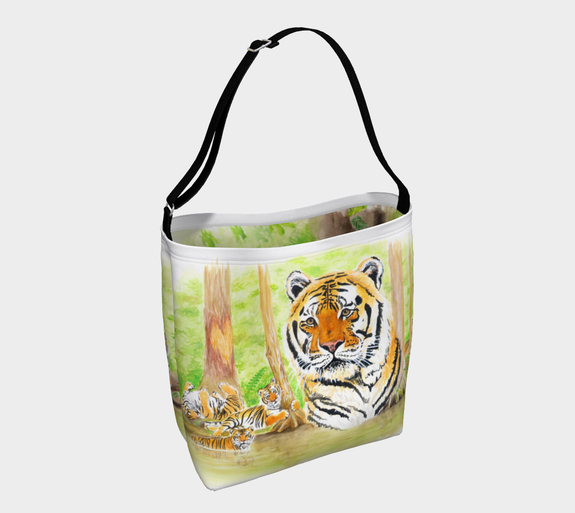 Seth Tiger Tote preview