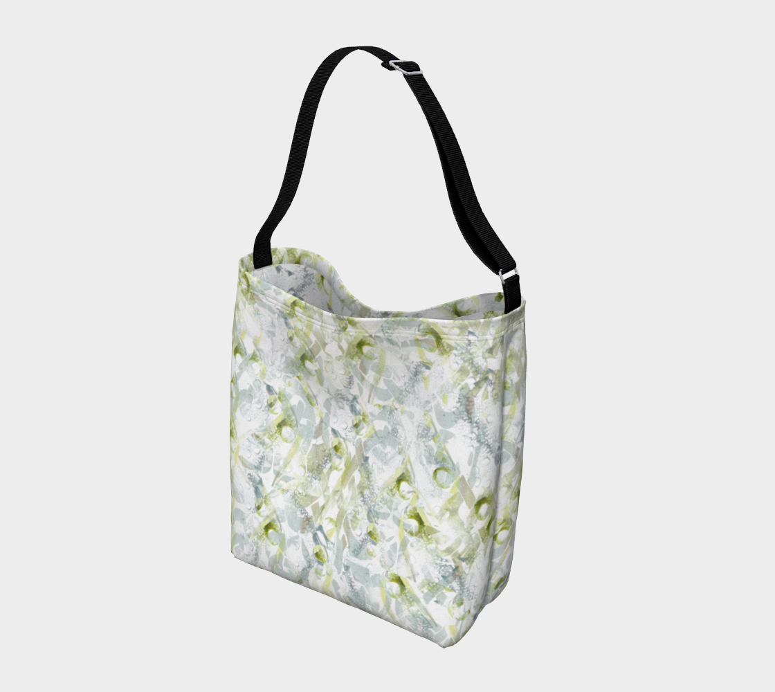 Spring Equinox Day Tote by Laura Davis Art Studio preview #2