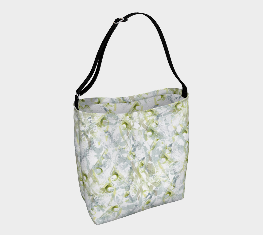 Spring Equinox Day Tote by Laura Davis Art Studio preview