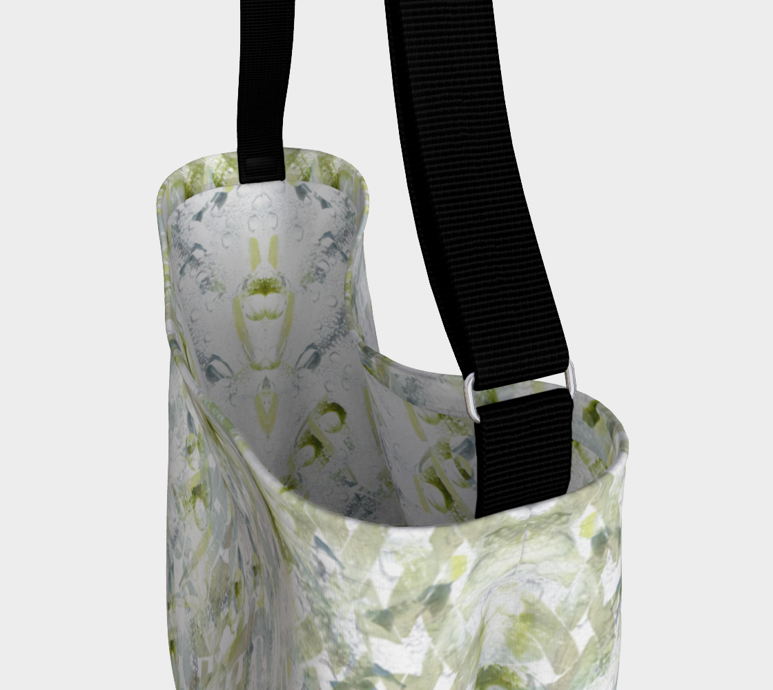 Spring Equinox Day Tote by Laura Davis Art Studio preview #3