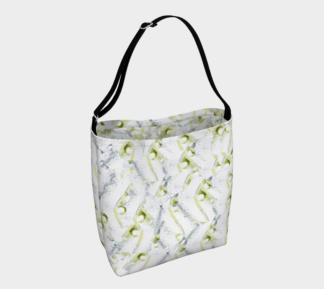 Spring Showers Day Tote by Laura Davis Art Studio preview #1