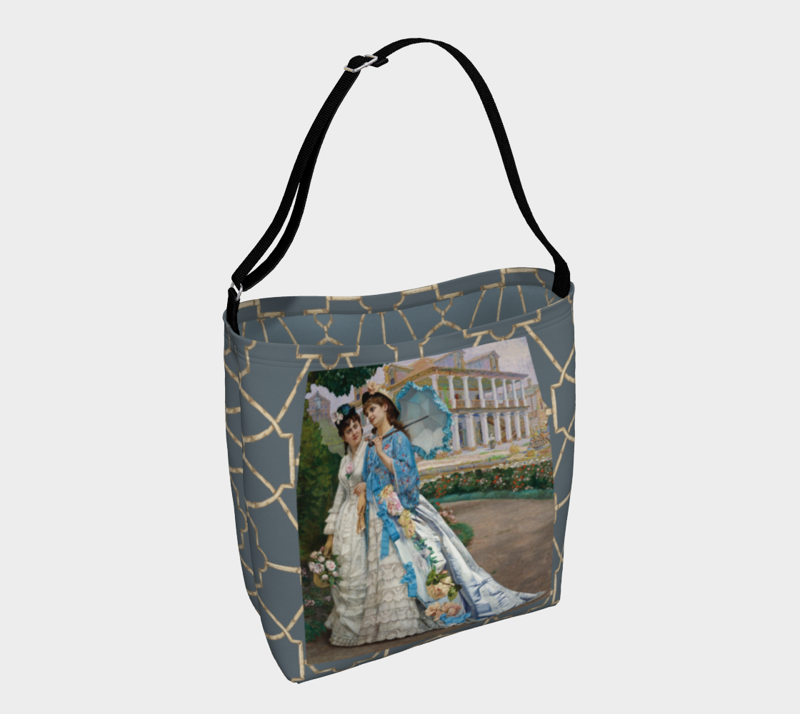 Creole New Orleans Tote preview