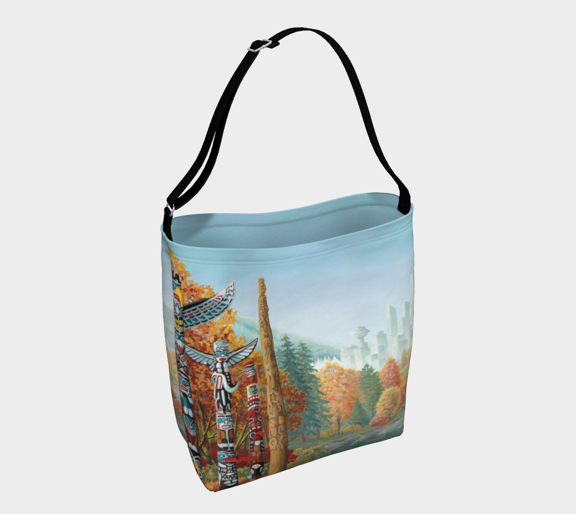Vancouver Canada Tote Bags preview