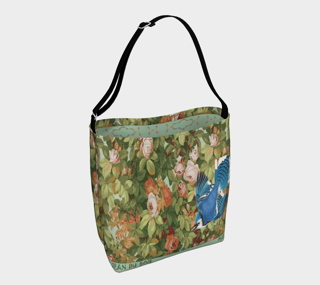 Roses Day Tote preview