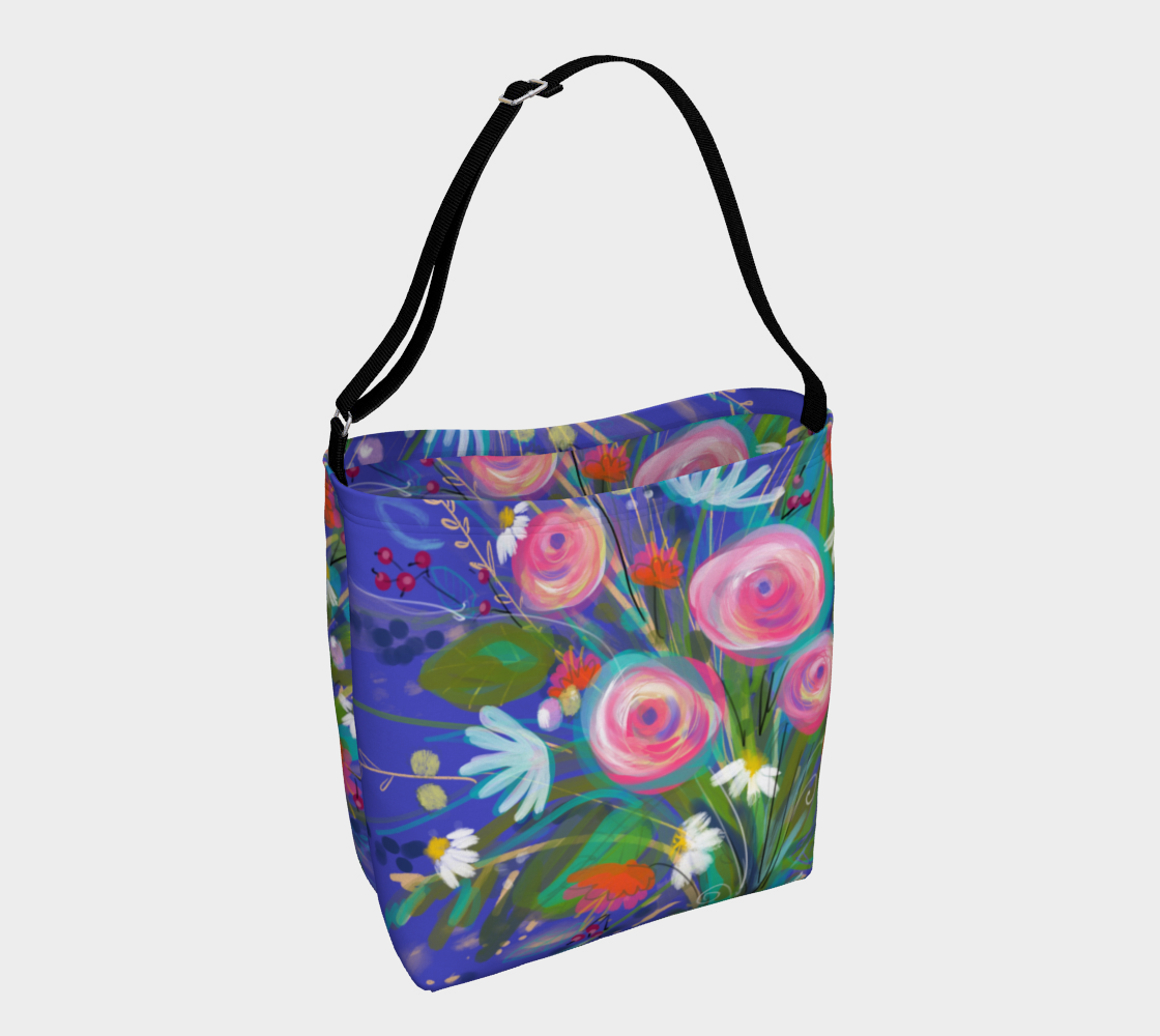 Sac bouquet sauvage  preview