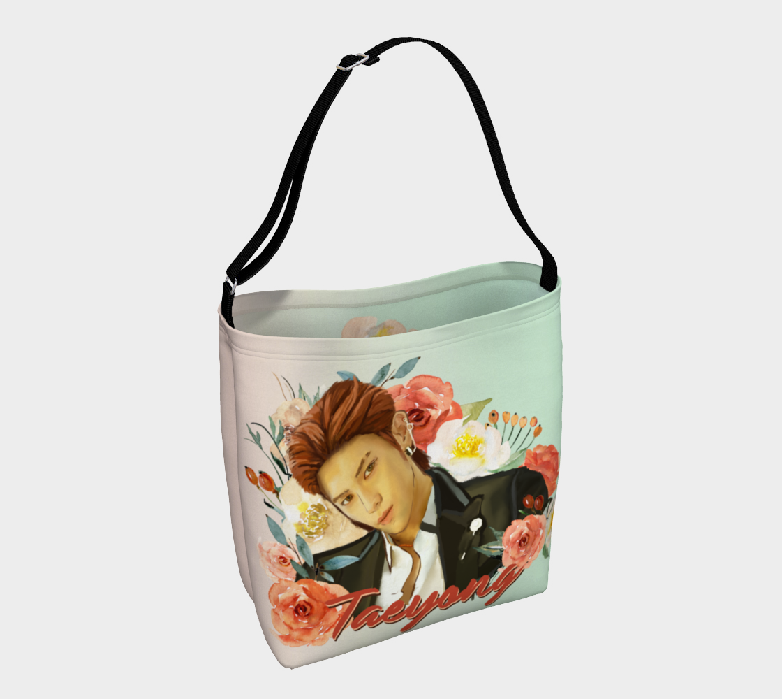 Taeyong Flower Day Tote preview