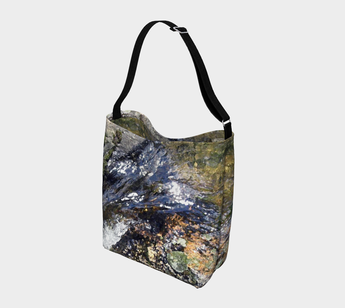 Water and Rock North Fork Day Tote preview #2
